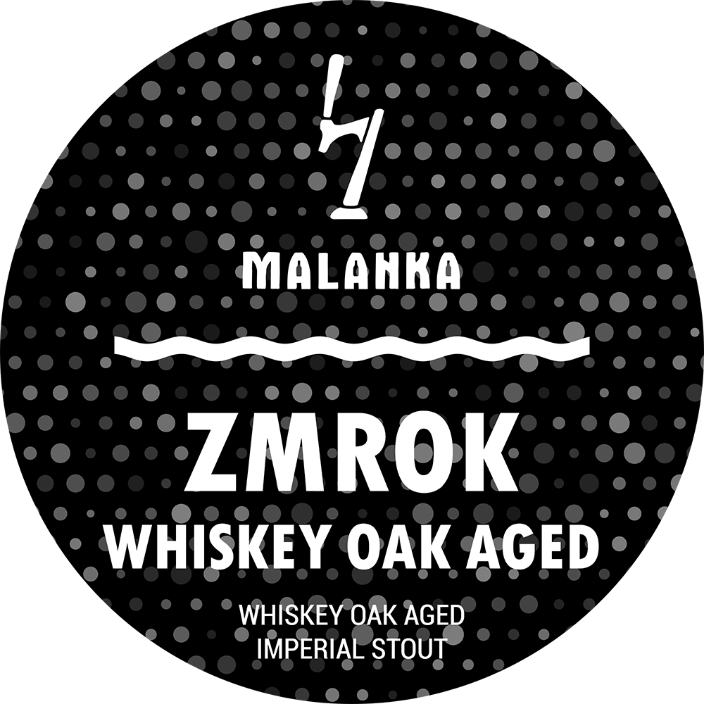Zmrok: Whiskey Oak Aged