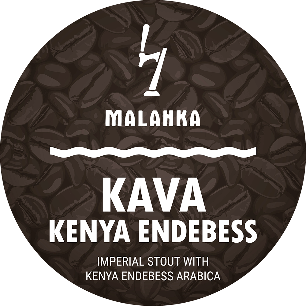 Imperial Stout with Kenya Endebess arabica