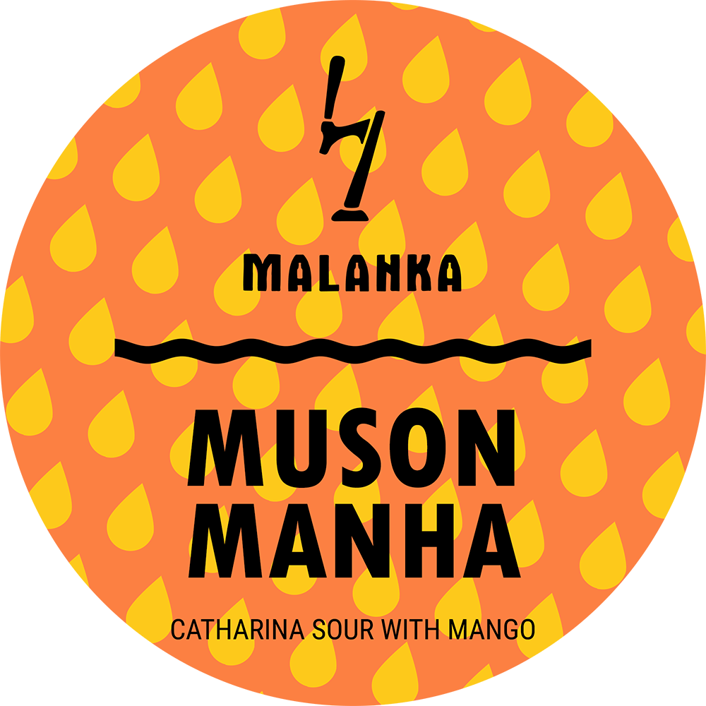 Catharina Sour with Mango